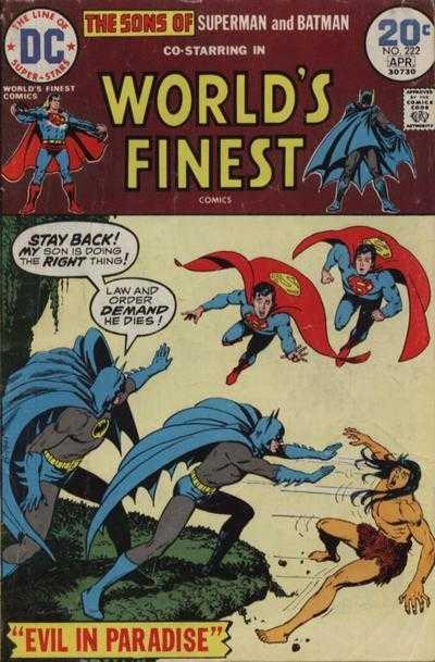 World's Finest Comics #222