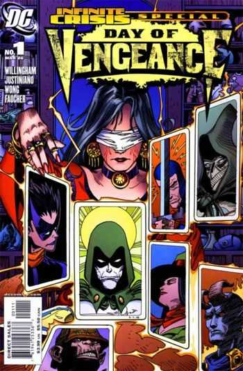 Day of Vengeance: Infinite Crisis Special #1