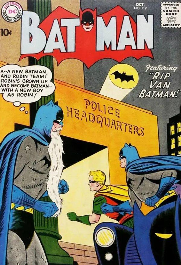 Batman #119