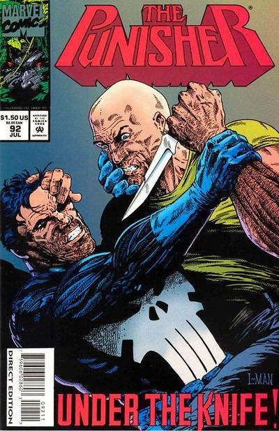 The Punisher #92
