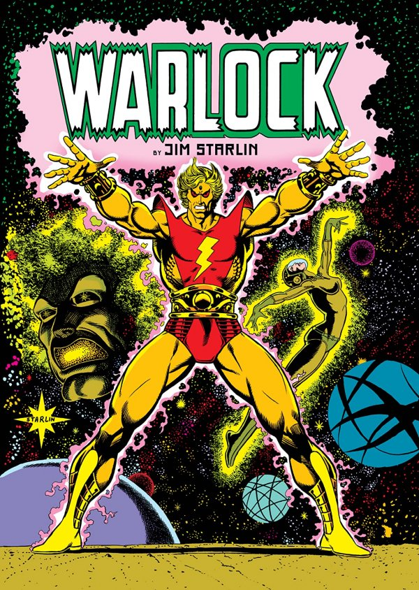 Warlock by Jim Starlin Gallery Edition HC