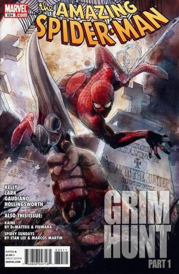 The Amazing Spider-Man #634