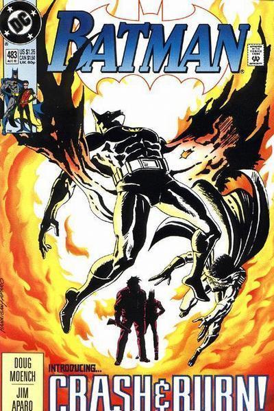 Batman #483