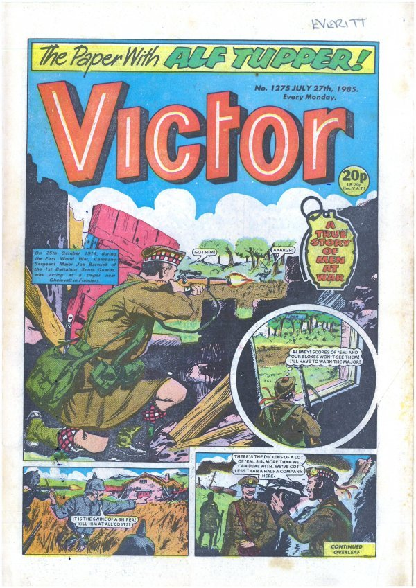 The Victor #1275