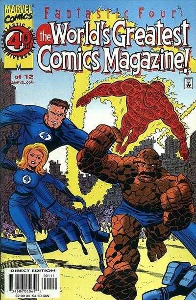Fantastic Four: The World's Greatest Comics Magazine #1