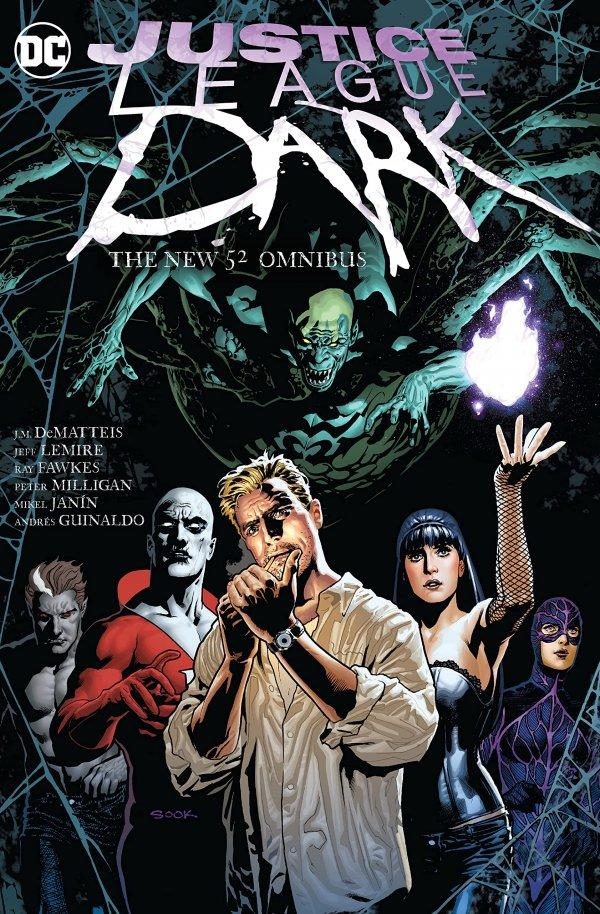 Justice League Dark: The New 52 Omnibus HC
