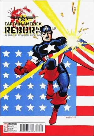 Captain America: Reborn #2