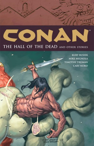 Conan Vol. 4: The Hall of the Dead and Other Stories TP