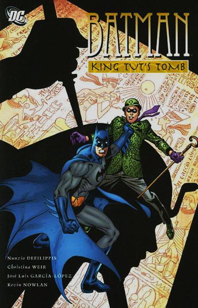 Batman: King Tuts Tomb TP