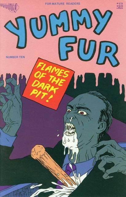 Yummy Fur (Vortex) #10