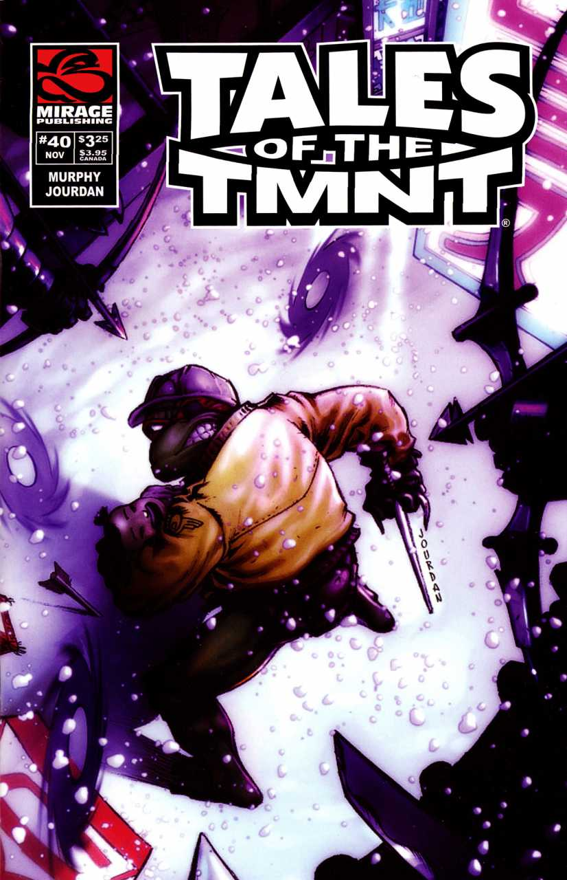 Tales of the TMNT #40