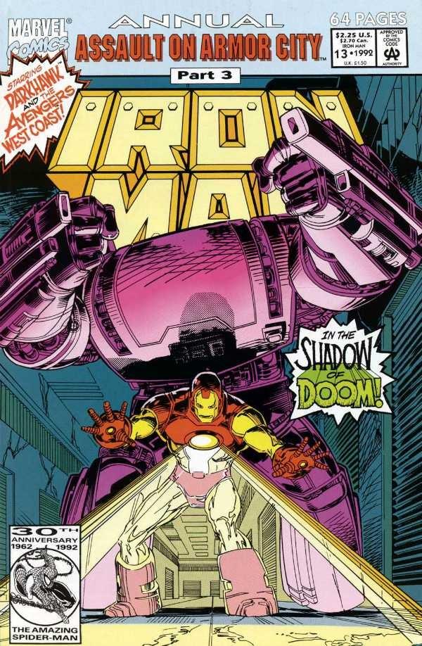 Iron Man Annual #13