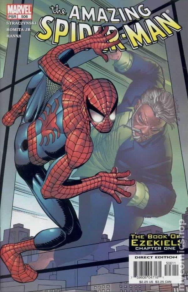 The Amazing Spider-Man #506