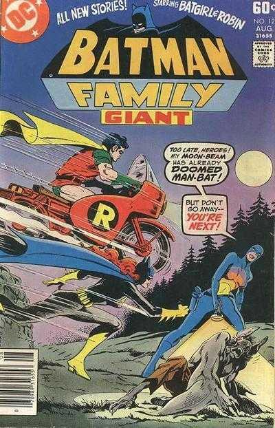 The Batman Family #12