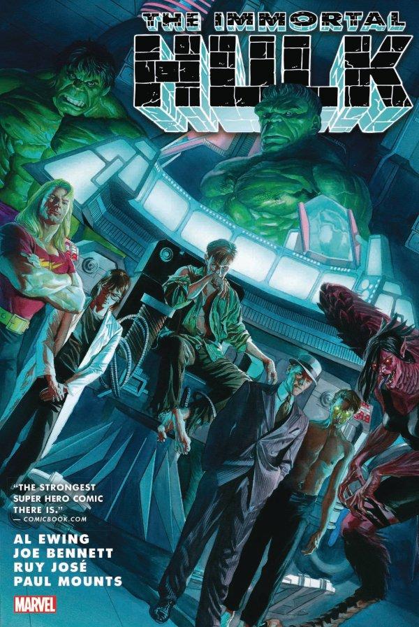 The Immortal Hulk Vol. 3 HC