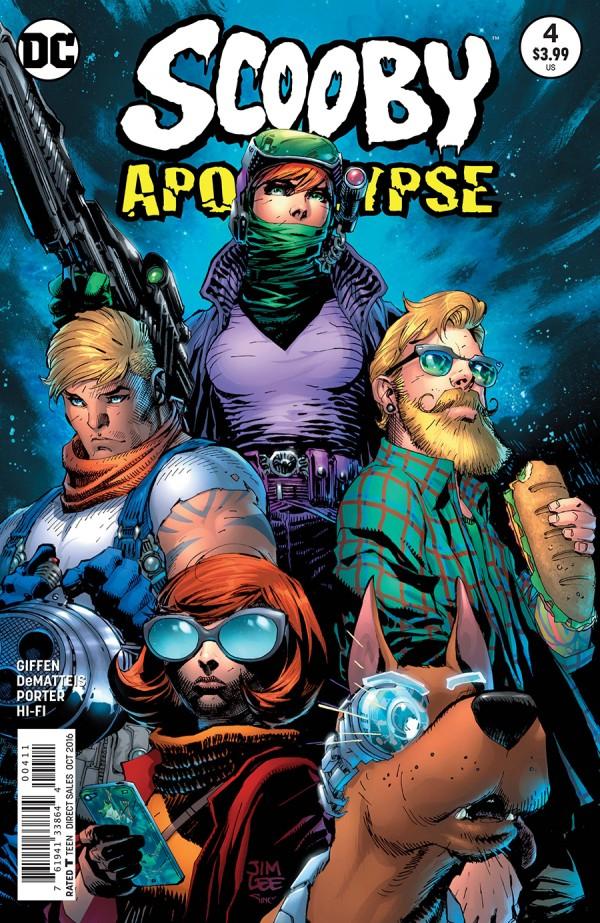 Scooby Apocalypse #4