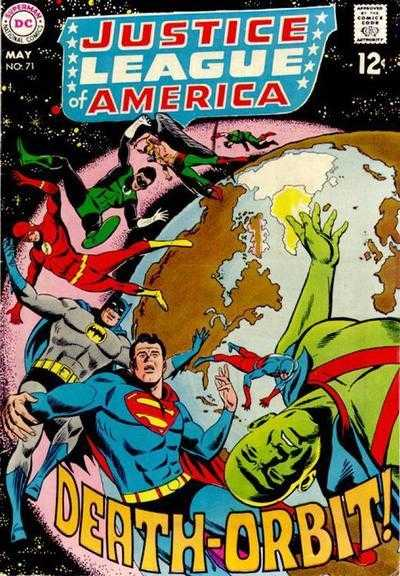Justice League of America #71