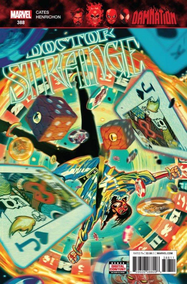 Doctor Strange #388