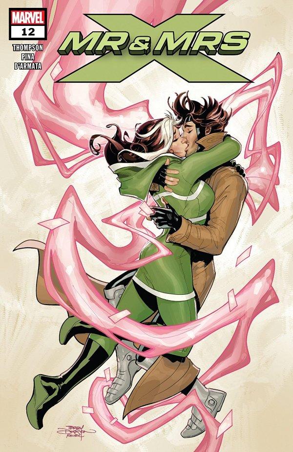 Mr. & Mrs. X #12