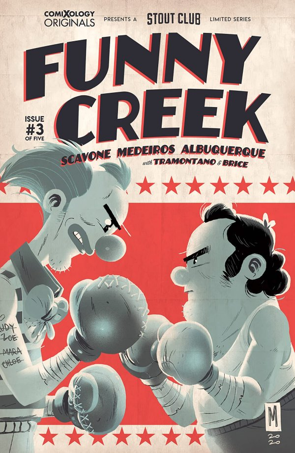 Funny Creek #3 review