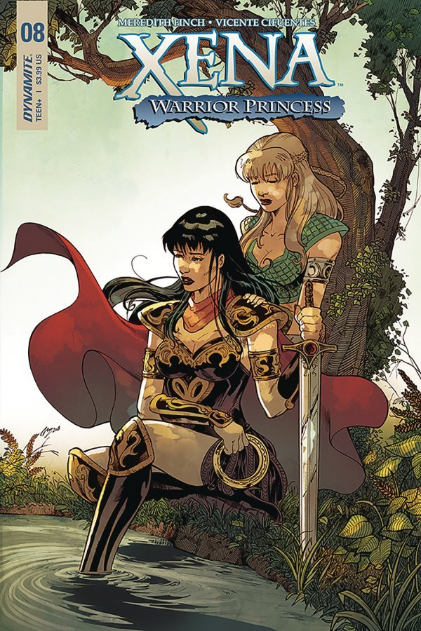 of 5 Cover B - Cifuentes Xena #7