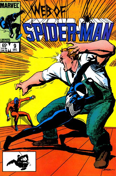 Web of Spider-Man #9