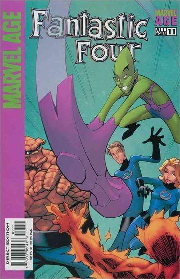 Marvel Age Fantastic Four #11