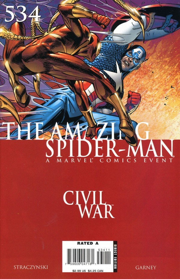The Amazing Spider-Man #534