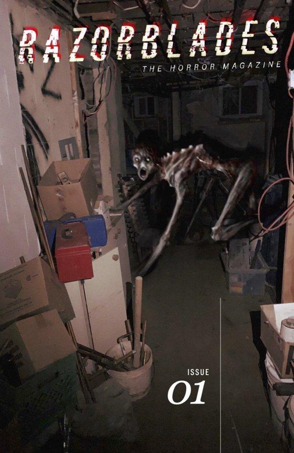 Razorblades: The Horror Magazine #1