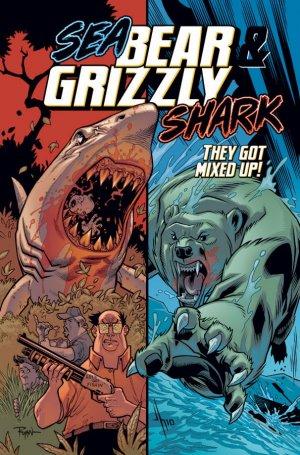 Sea Bear & Grizzly Shark #1
