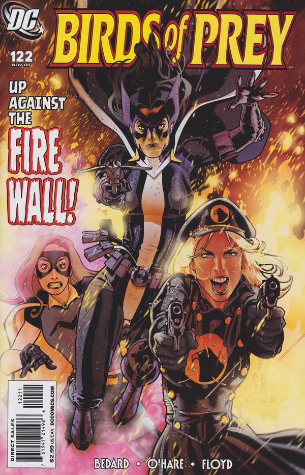 Birds of Prey #122