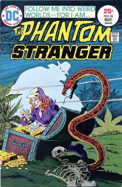 The Phantom Stranger #36