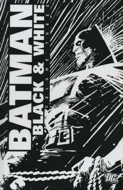 Batman: Black and White Vol. 3 HC