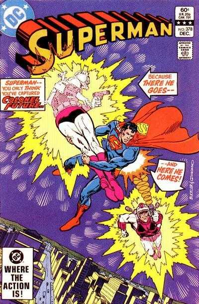 Superman #378