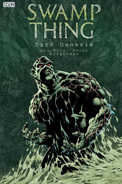 Swamp Thing: Dark Genesis TP