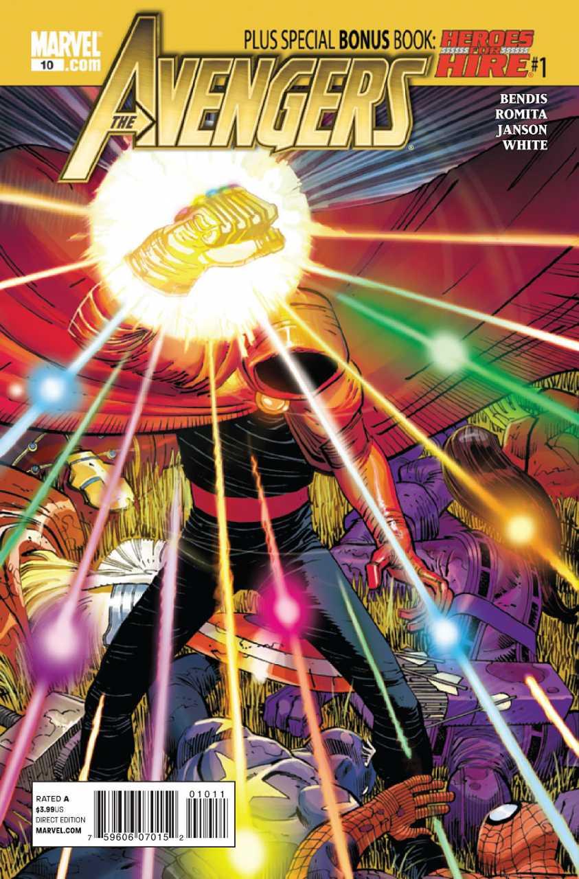 The Avengers #10