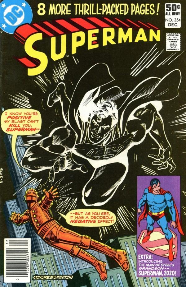 Superman #354