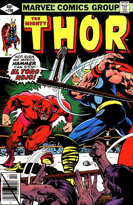 The Mighty Thor #290