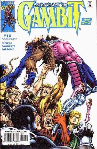 Gambit #19
