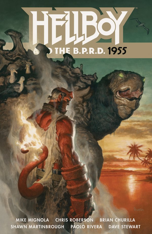 Hellboy and the B.P.R.D.: 1955 TP