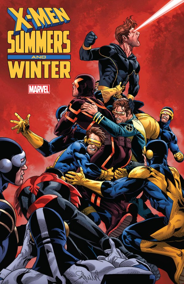 X-Men: Summers and Winter TP