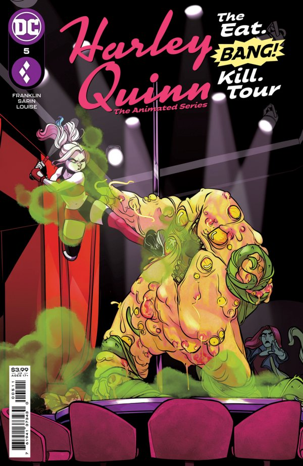 Harley Quinn: The Animated Series - The Eat, Bang, Kill Tour #5