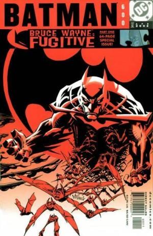 Batman #600