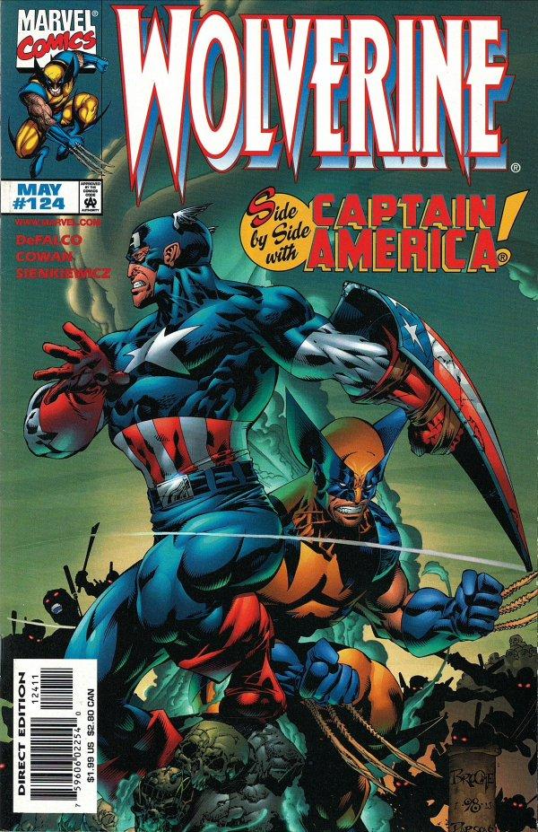 Wolverine #124