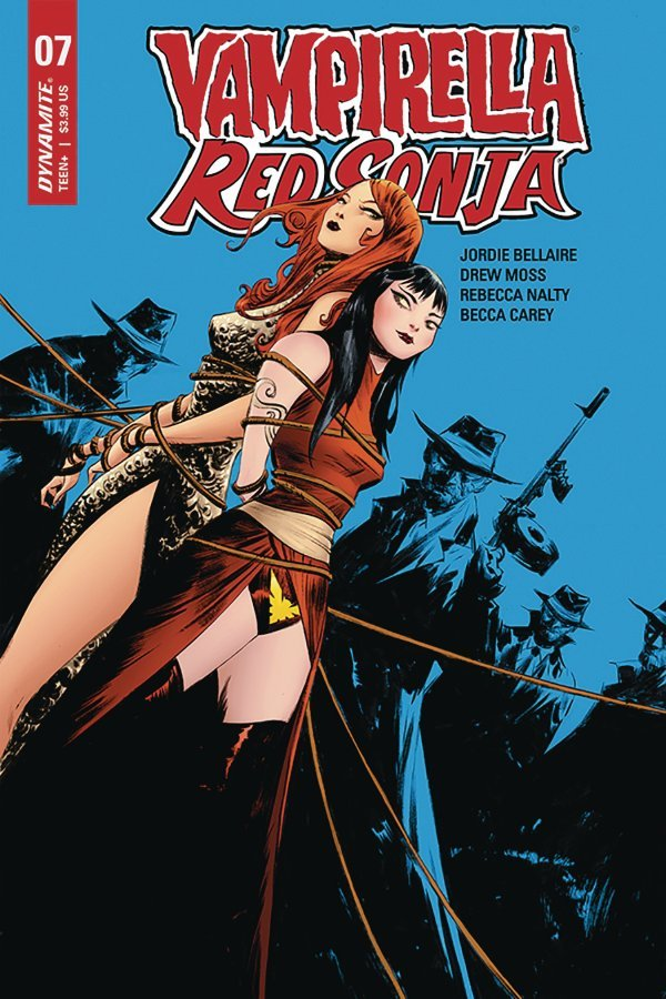 Vampirella / Red Sonja #7 review