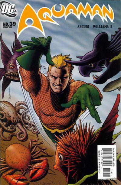 Aquaman #39