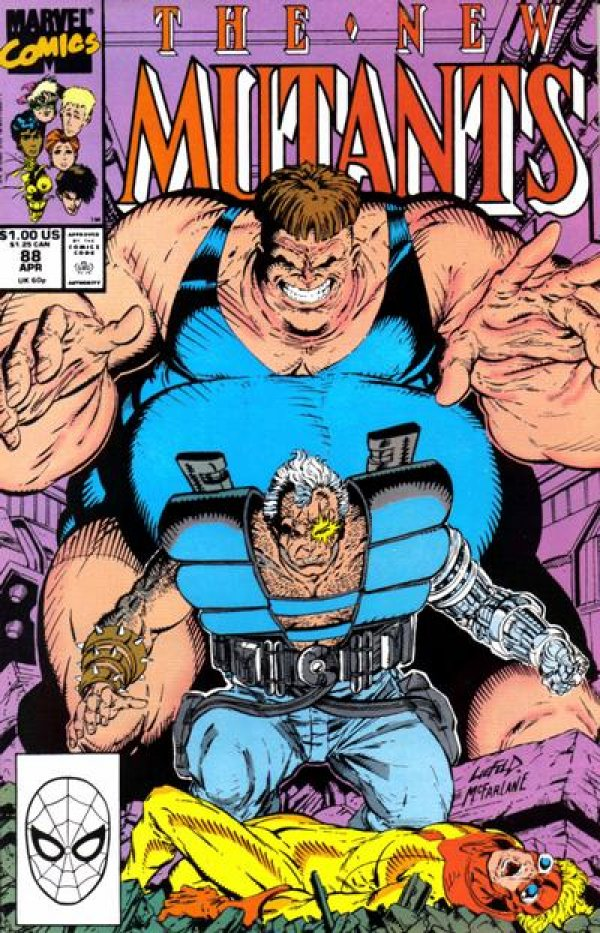 The New Mutants #88