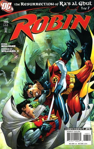 Robin #168