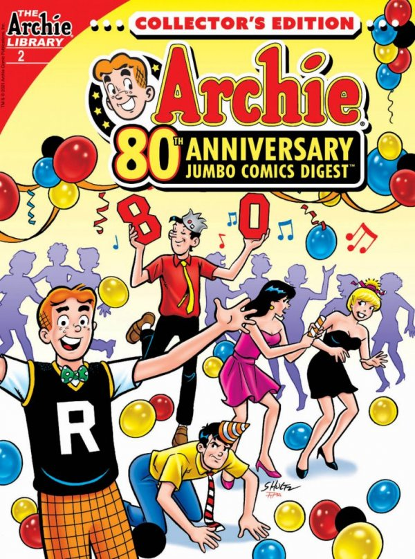 Archie 80th Anniversary Jumbo Comics Digest #2