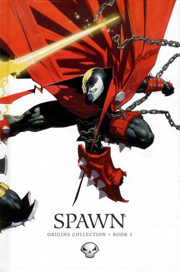 Spawn: Origins Collection Book 2 HC